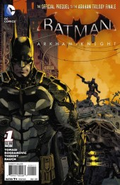 'Batman: Arkham Knight' #1