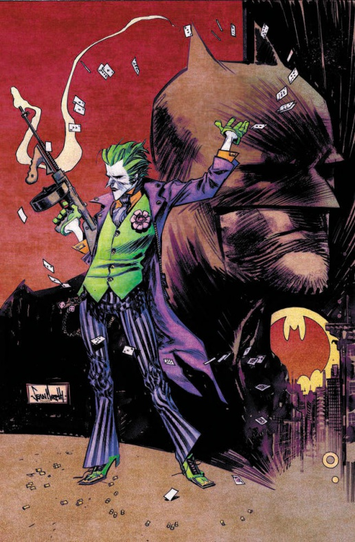 Joker Batman 41