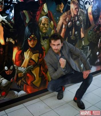 David Tennant en Marvel 02