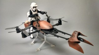 Dron - Star Wars Speeder Bike