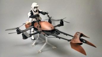 Dron - Star Wars Speeder Bike