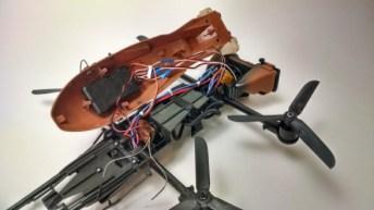 Dron - Star Wars Speeder Bike 07