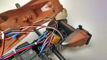Dron - Star Wars Speeder Bike 08