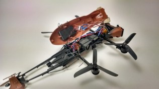 Dron - Star Wars Speeder Bike 09