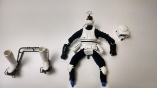 Dron - Star Wars Speeder Bike 14