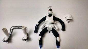 Dron - Star Wars Speeder Bike 14