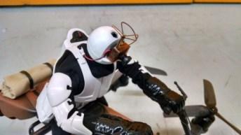 Dron - Star Wars Speeder Bike 17