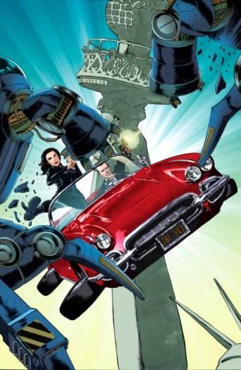 Portada alternativa Marvel 7