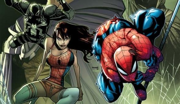 'Spider-Island' se suma a las secret wars principal