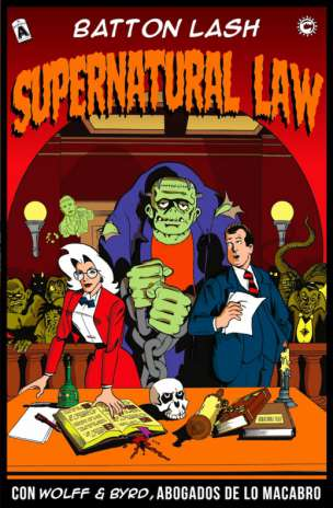 Supernatural Law