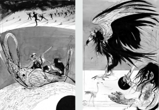Ilustraciones de Scafati
