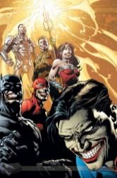 JL #41 por David Finch, Jonathan Glapion y Brad Anderson