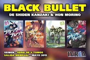 Black Bullet promo