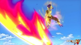Dragon Ball Xenoverse Freezer Dorado