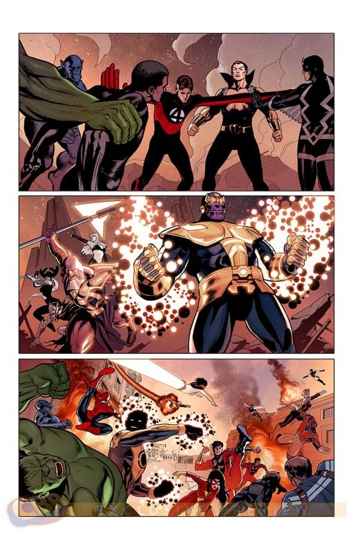 Secret Wars 0 - Página 2