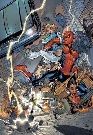 Spiderman Entre los muertos