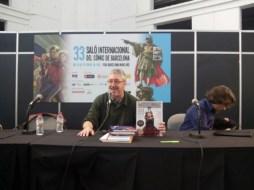 Alejandro Martínez Viturtia presenta 'El Churro Ilustrado'