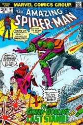The Amazing Spider-Man #122