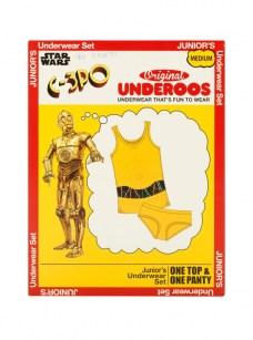 Ropa interior Star Wars