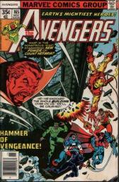 The Avengers #165
