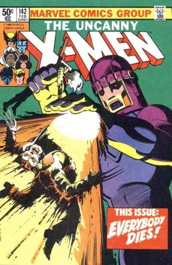 The X-Men #142