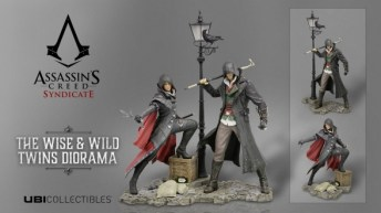 Diorama de las Figuras Unidas