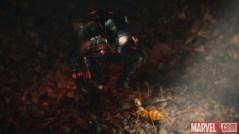 Ant-Man conoce a una pequeña hormiga