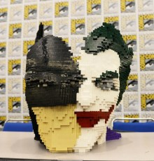 Batman y Joker de LEGO - SDCC