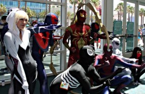 Cosplay San Diego Comic-Con 102