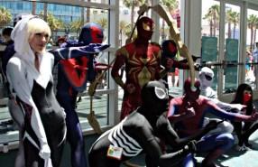 Cosplay San Diego Comic-Con 102