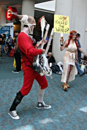 Cosplay San Diego Comic-Con 125