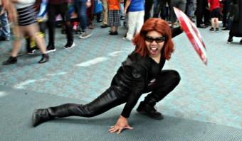 Cosplay San Diego Comic-Con 126
