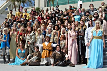 Cosplay San Diego Comic-Con 135
