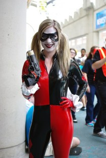 Cosplay San Diego Comic-Con 34