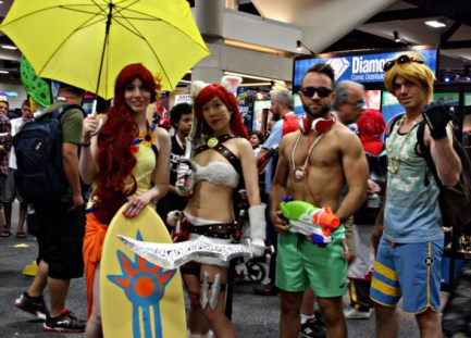 Cosplay San Diego Comic-Con 83