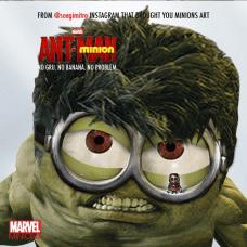 Marvel Minions 11