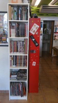 len's comic cafe barcelona 1