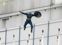 Capitán América Civil War - rodaje Berlín 02