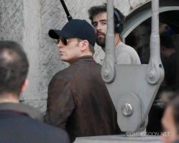 Capitán América Civil War - rodaje Berlín 27