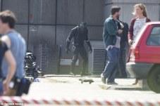 Capitán América Civil War - rodaje Berlín 35