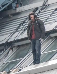 Capitán América Civil War - rodaje Berlín 36