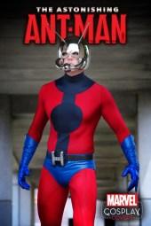 Cosplay Variant The Astonishing Ant-Man