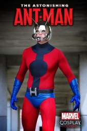 Cosplay Variant The Astonishing Ant-Man