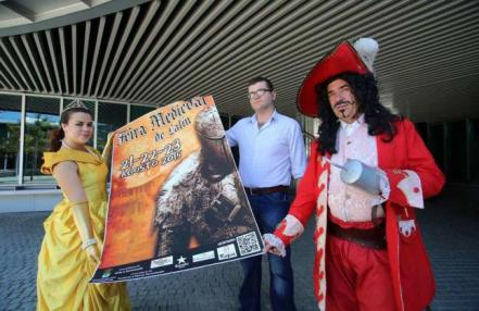 David Rubín Feria Medieval Lalín