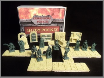 Dungeon Forge - In my Pocket 5