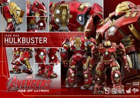 Hot Toy Hulkbuster 16