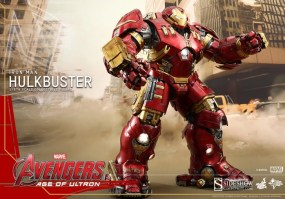 Hot Toy Hulkbuster 3