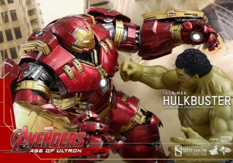 Hot Toy Hulkbuster 6