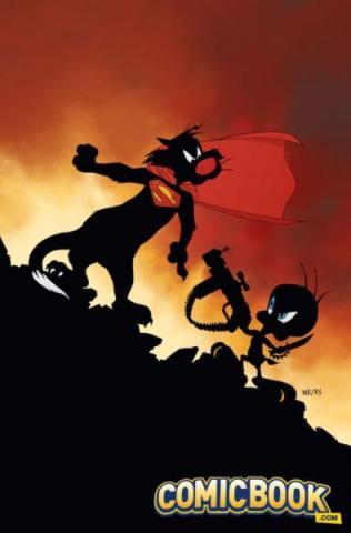 Looney Tunes DC Comics 16