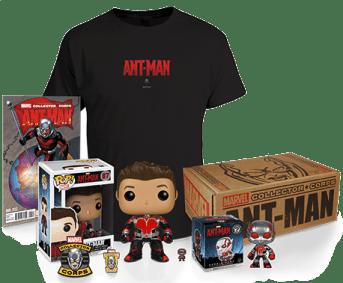 """'Marvel Collector Corps', la """"caja sorpresa"""" de Marvel"""